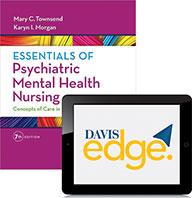Davis Edge for Essentials of Psychiatric Mental Health Nursing