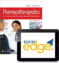 Pharmacotherapeutics For Advanced Practice Nurse Prescribers F A Davis Company